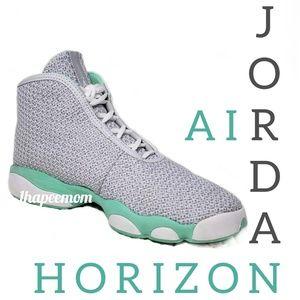 Air Jordan Horizon Youth Athletic Shoes Size 6.5